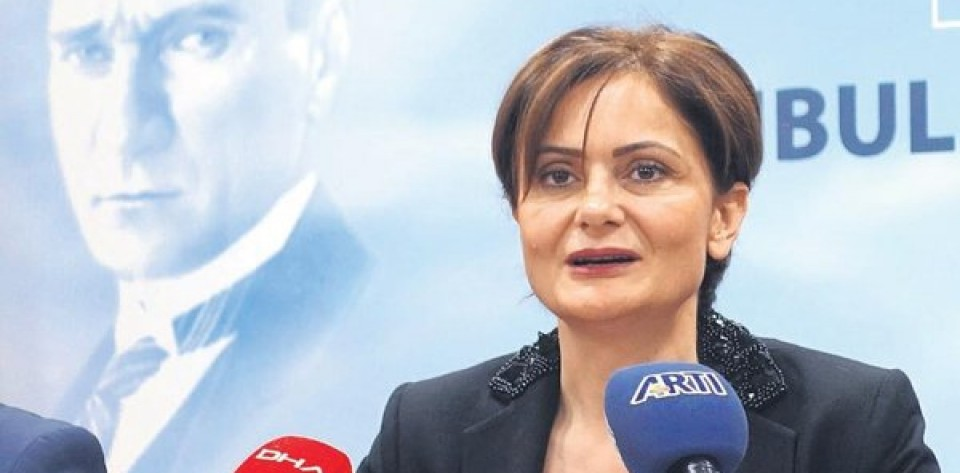 CHP that surrenders to Kaftancıoglu can never be successful
